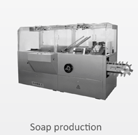 Soap production